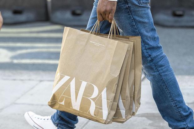 Tournant digital pour la maison mère de Zara