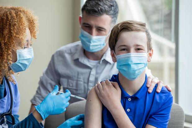 Groen licht voor vaccinatie 12-15-jarigen met toestemming van ouders
