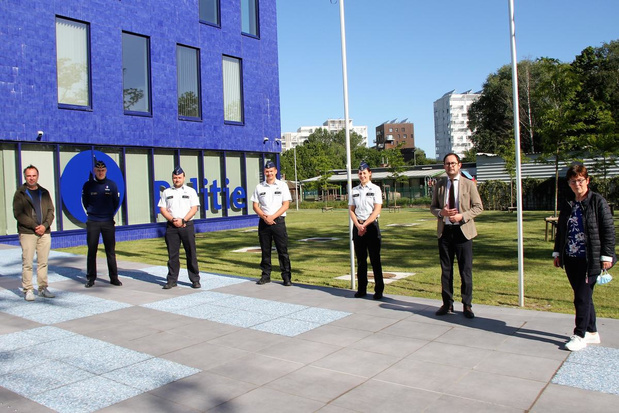Politiezone Vlas heeft er drie nieuwe medewerkers bij
