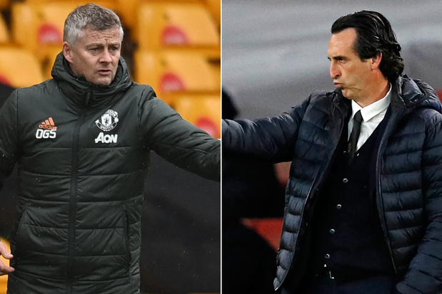 Manchester United - Villarreal: de eerste voor Ole Gunnar Solskjaer of de vierde voor Unai Emery?