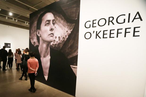 'Zelfs spullen die O'Keeffe in de jaren twintig en dertig droeg, zou ik vandaag met plezier aantrekken'