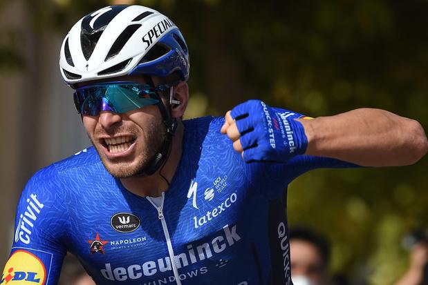 Sénéchal blijft dan toch bij Deceuninck-Quick Step: 'Als kind droomde ik ervan om voor dit team te rijden'