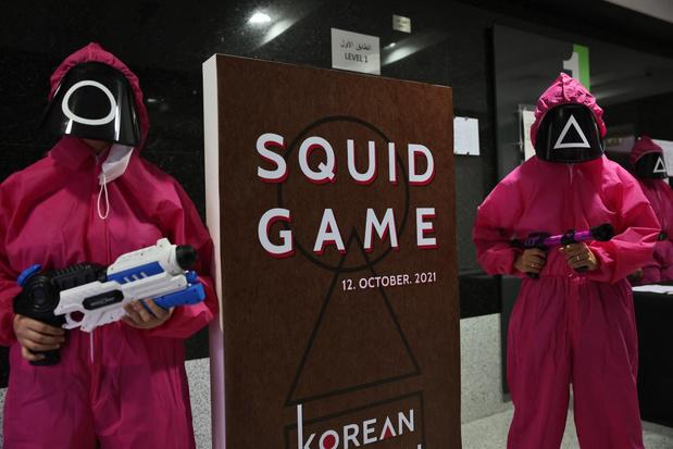 Squid Game succesvolste serielancering ooit op Netflix