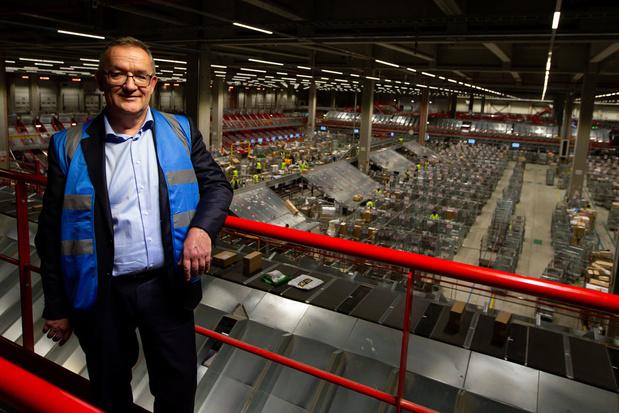 Nieuwe bpost-topman Jean-Paul Van Avermaet moest meteen de coronacrisis aanpakken: 'Het was een gratis teambuildingactiviteit'