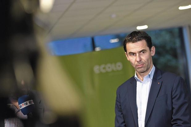 """Jean-Marc Nollet (Ecolo): """"On n'arrive pas encore à convaincre Frank Vandenbroucke. Mais ça progresse..."""""""