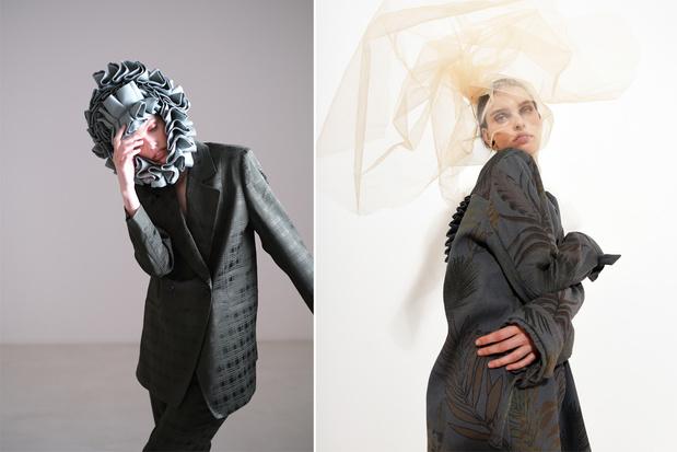 Belgisch modehuis Toos Franken verkoopt archiefstukken in samenwerking met Te Gek!?
