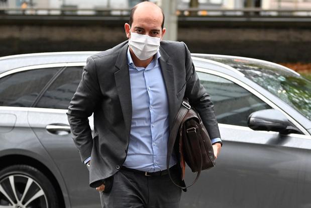 Mathieu Michel besmet met coronavirus, maar rest regering 'had geen hoogrisicocontact'