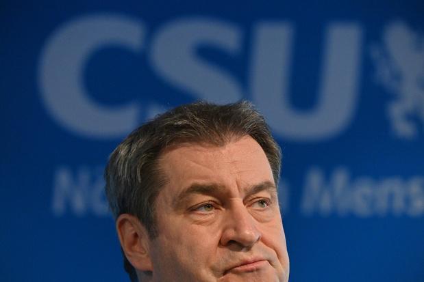 Wie volgt Merkel op? Populaire Söder legt zich neer bij kandidatuur Laschet
