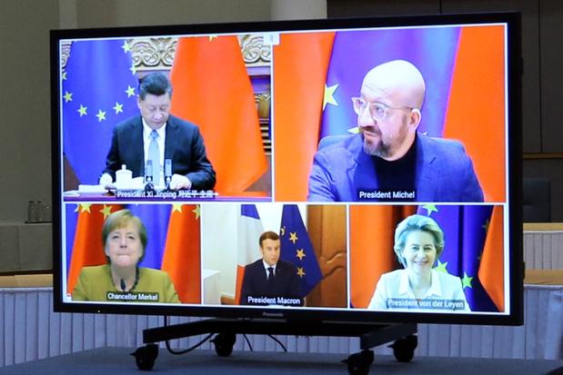 Europa en China na zeven jaar onderhandelen eens over investeringsakkoord