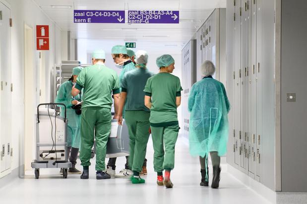 Coronablog: Belgische ziekenhuizen moeten overschakelen op fase 2A