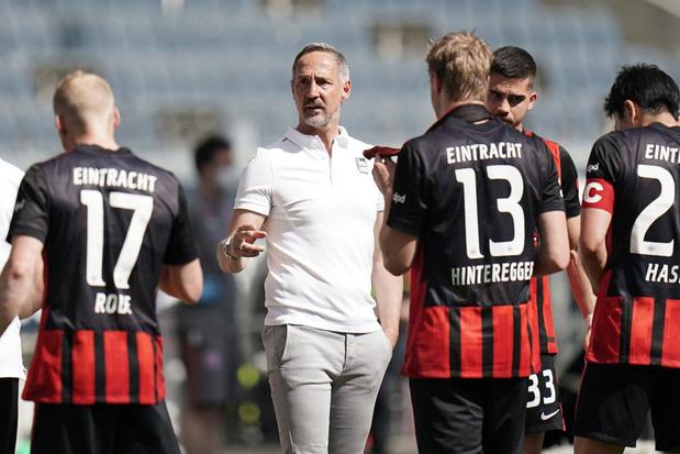 Wie is Adi Hütter, de coach die Champions League laat liggen voor een avontuur bij Mönchengladbach?