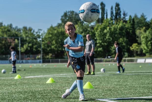 KSCT Menen vat de jeugdtrainingen opnieuw aan