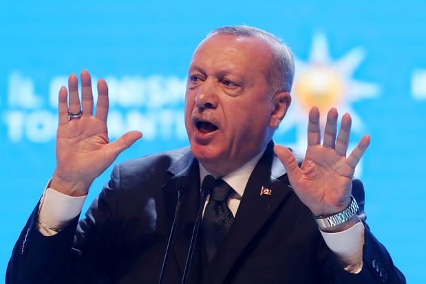 'Er zijn goede redenen waarom Erdogan precies nu de grenzen openzet'