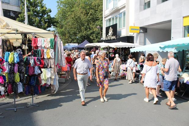 Waregem wil dat bewoners massaal shoppen in eigen stad