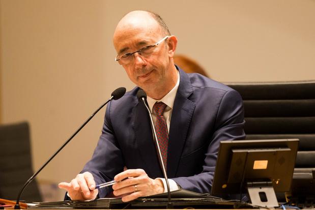 Rudy Demotte: 'Ik zie geen oplossing. Tenzij nieuwe verkiezingen'