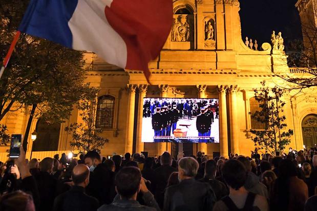 'We verheerlijken de idealen van de Franse Revolutie, maar gunnen nog steeds vrijheid aan de vijanden van de vrijheid'