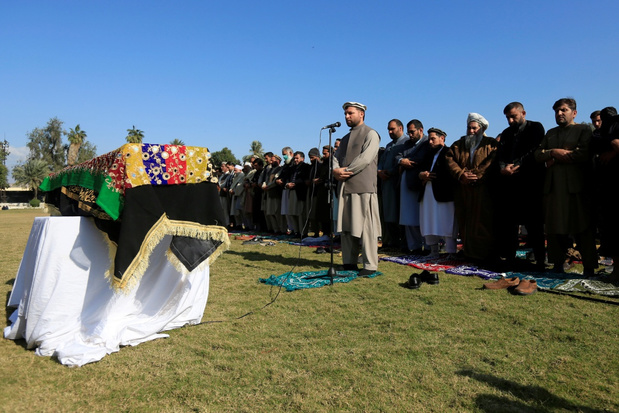 Journaliste doodgeschoten in Afghanistan