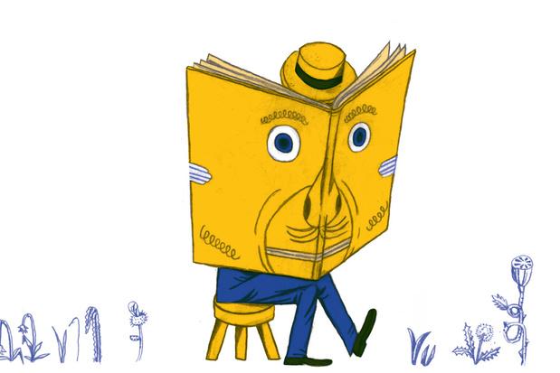 Beeld in boek: tijdelijke boekenwinkel rond grafische kunst in De Studio