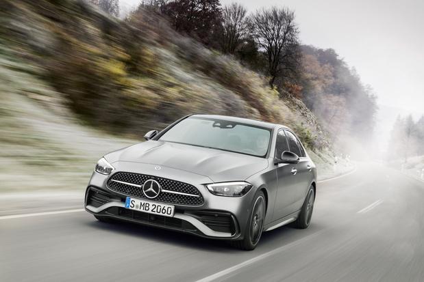 Nieuwe Mercedes C-klasse: de beste van de klas?