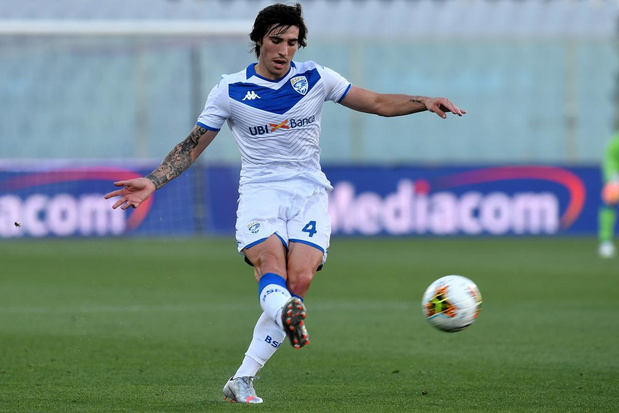 Sandro Tonali: een mix van Pirlo en 'heel veel andere spelers'