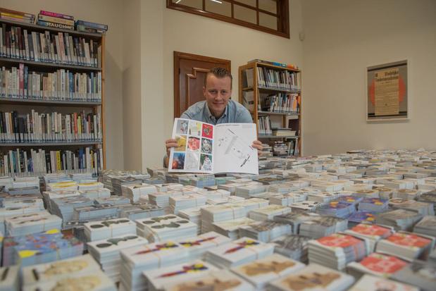 Kunstacademie bundelt knapste werken in gratis stickerboek