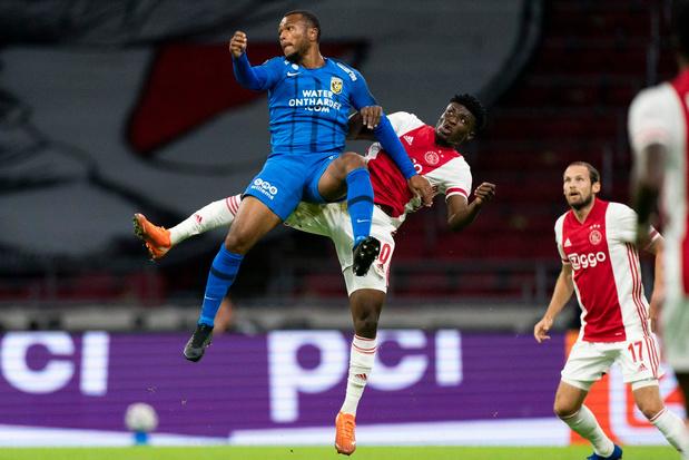 Waarom Vitesse eerst staat in de Eredivisie