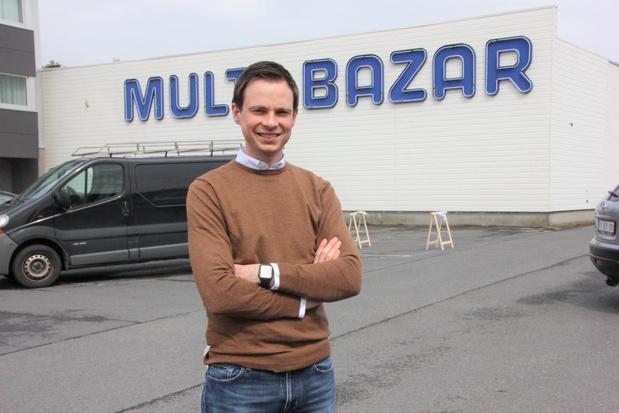 """Ook opluchting bij Multi Bazar: """"Helemaal klaar voor de opening"""""""