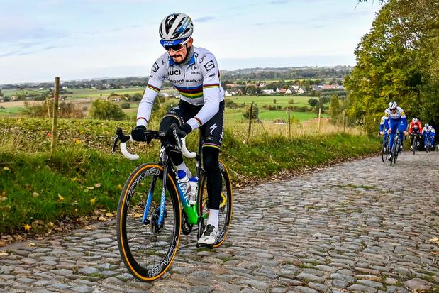 Wordt Julian Alaphilippe de lichtste winnaar ooit van de Ronde van Vlaanderen?