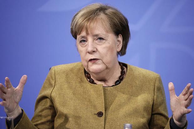 'Merkel heeft meer beheerd dan geleid'
