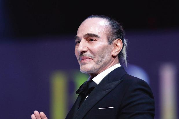 Brits modeontwerper John Galliano, artistiek directeur Maison Margiela