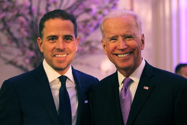 Stoppen sociale media een schandaal over Joe Biden in de doofpot?