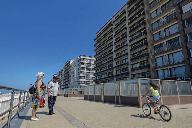 Middelkerke taxe davantage les secondes résidences