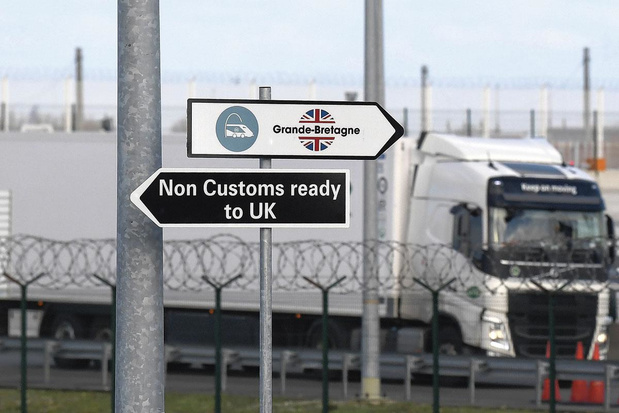 Brexit: les exportations dévissent