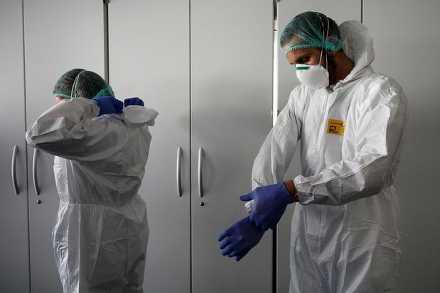 Bericht uit Italië: 'Steeds meer gezondheidswerkers worden ziek'