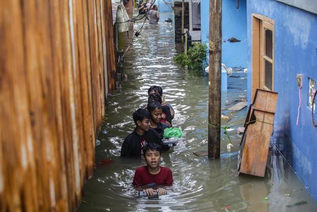 Miljoenensteden als Tokio en Jakarta moeten verhuizing overwegen als zeespiegel stijgt