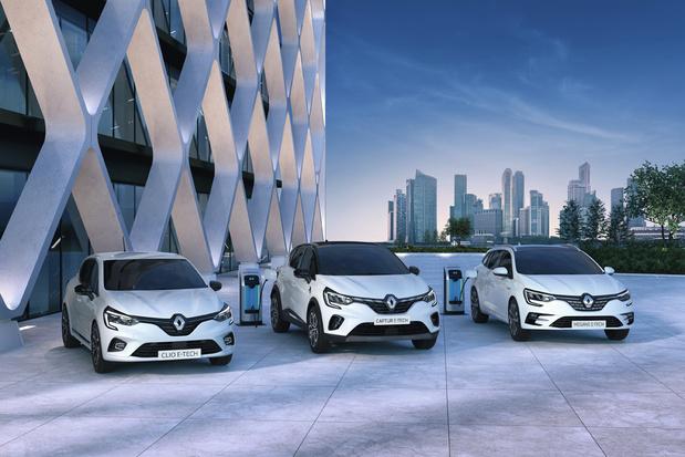 Renault boekt nettowinst van 368 miljoen euro in eerste jaarhelft