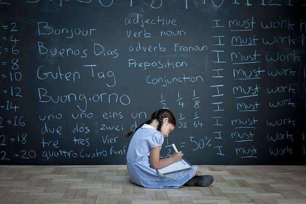 'In onze eerste taal zijn we impulsiever, intuïtiever en nemen we meer risico'
