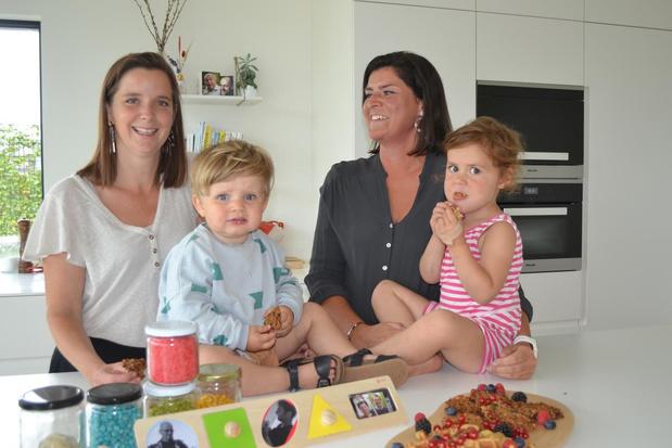 Vriendinnen Janneke en Hanne inspireren via Instagram