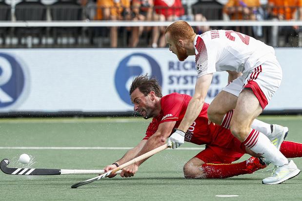 Red Lions winnen kleine finale tegen Engeland en veroveren brons op EK