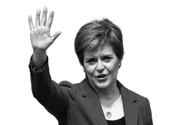 Nicola Sturgeon - Eist referendum