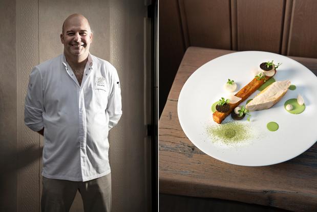 Alleen maar liefde voor groente bij restaurant Hofke van Bazel