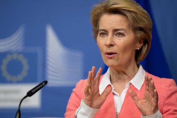 'Von der Leyen is sinds haar aantreden nog niet in de VS geweest'