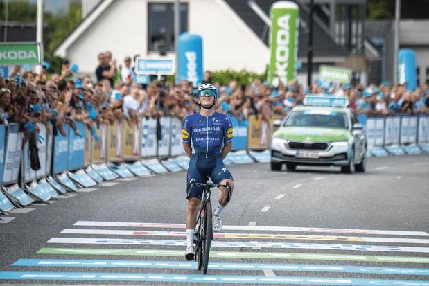 Ce domaine dans lequel Remco Evenepoel fait encore plus fort qu'Eddy Merckx