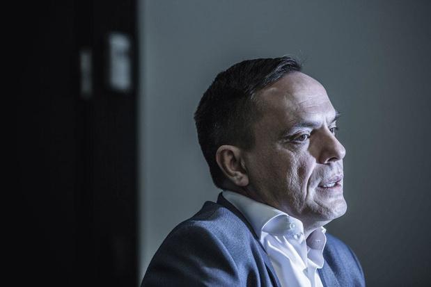 "Stijn Bijnens (CEO Cegeka) : ""Nous sommes condamnés à grandir"""