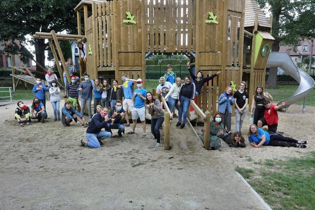 Speelpleinwerking De Warande in Torhout zet corona deze zomer buitenspel