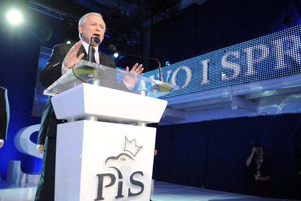 'De PiS in Polen wordt nu door een nog fellere anti-Europese partij op de huid gezeten'