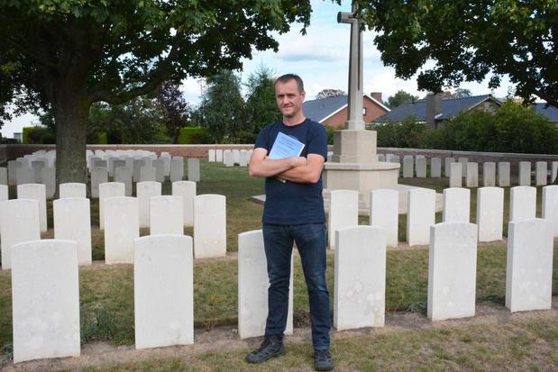 """Gil Bossuyt organiseert excursies over WO I: """"Nog veel oorlogsfeiten te ontdekken"""""""