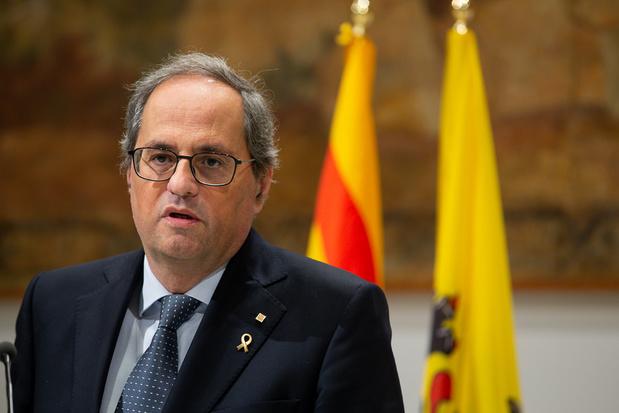 Crisis in Catalonië: vervroegde verkiezingen op 14 februari