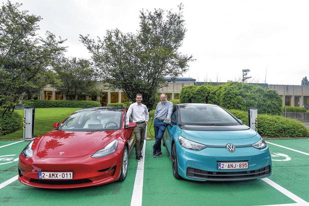 On a testé deux voitures électriques: sont-elles réellement adaptées aux longues distances?