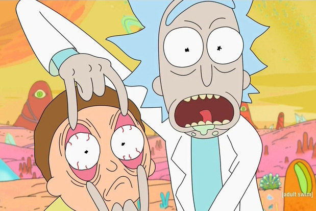 Sean Connery in mankini en vier andere referenties uit 'Rick and Morty' die u misschien hebt gemist